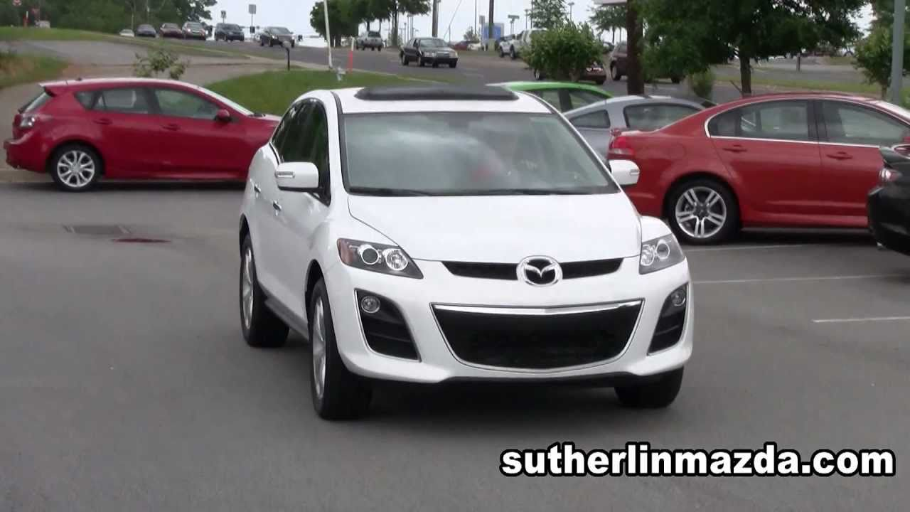 2011 Mazda CX 7 S Grand Touring Walk Around
