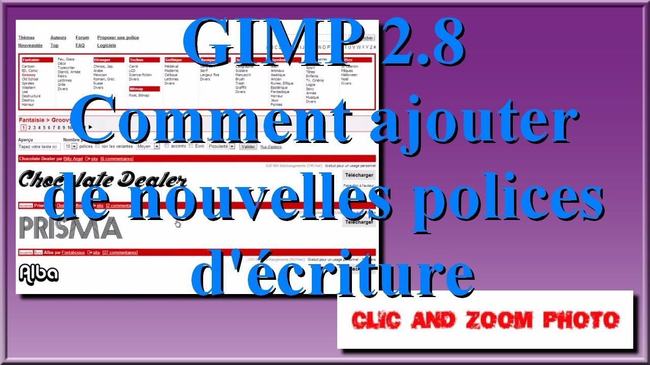 police gimp 2.8
