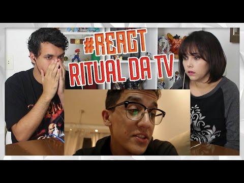 REACT RITUAL DA TELEVISÃO 📺 (Clone)