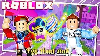 Roblox   BẮT ĐẦU HÀNH TRÌNH SĂN TRỨNG CÙNG VAMY - Egg Hunt 2018: The Great Yolktales   KiA Phạm