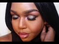Valentine's Day Makeup Tutorial 2017 | Glitter Glam