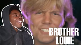 I LIKE THIS!!! Modern Talking - Brother Louie (REACTION!!!)