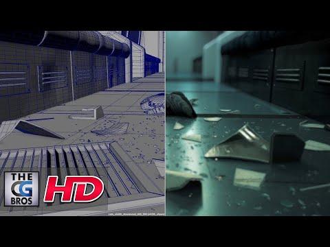 "CGI & VFX Breakdowns:  ""LAST CALL""  - by SUPERBLIMP"