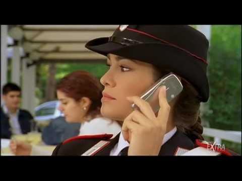 Manuela Arcuri as Paola Vitali in Carabinieri