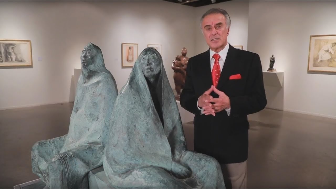 Short Film: Francisco Zuniga: Sculpture and Drawings