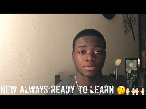 New!!! Always ready to learn