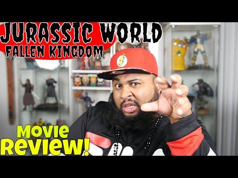 """Jurassic World: Fallen Kingdom"" Movie Review"
