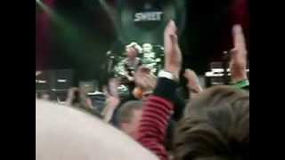Love Is Like Oxygen - Sweet - Sweden Rock 2013