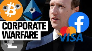 Facebook Libra Is Corporate Warfare Against Crypto. Let The Games Begin!
