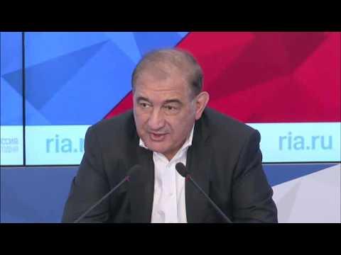 مؤتمر صحفي للدكتور قدري جميل في موسكو 23/05/2017  - 20:22-2017 / 5 / 23