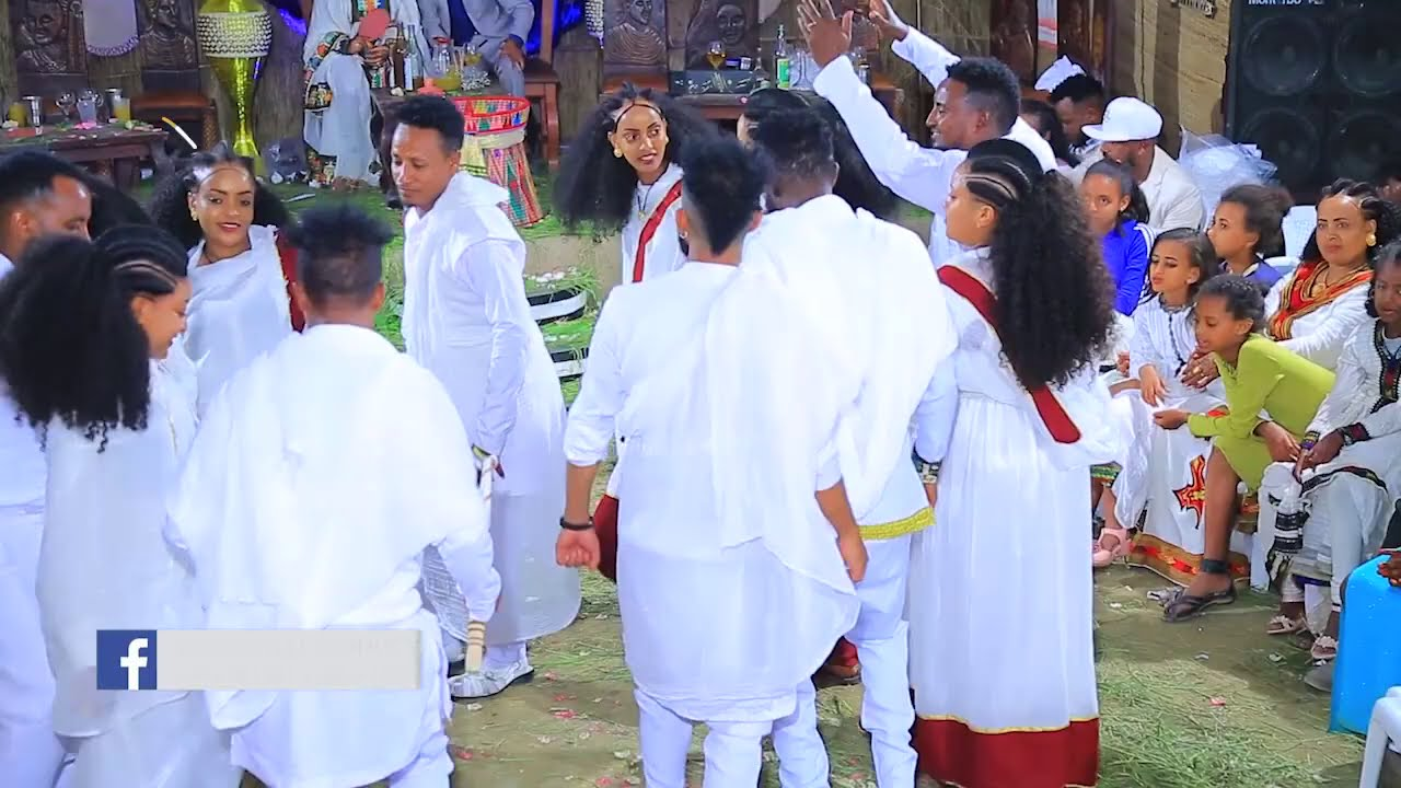 Amazing  Ethiopian Tigrigna Traditional Wedding Music Video by Tamrat Amare
