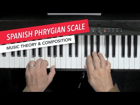 Introducing the Spanish Phrygian Scale | Music Theory | Composition | Berklee Online