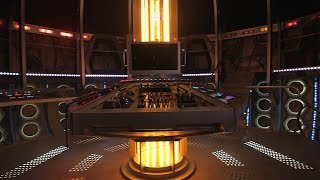 The 12th Doctor's TARDIS  - Doctor Who: Series 9 (2015) - BBC One