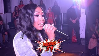 City Girls ( Yung Miami) Shuts Down Club Phantom!!! Also Toosii Performs (Before The Fame)