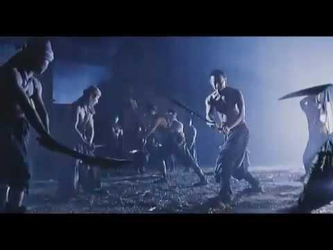 Dao (Tsui Hark) - Father's fight scene