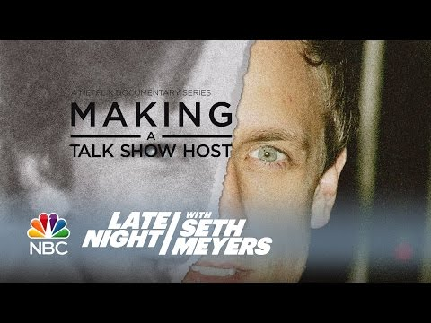Download Youtube: Making a Talk Show Host - Late Night with Seth Meyers