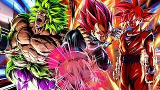 *NEW* 498% SSG Vegeta is BROKEN in Dragon Ball Legends