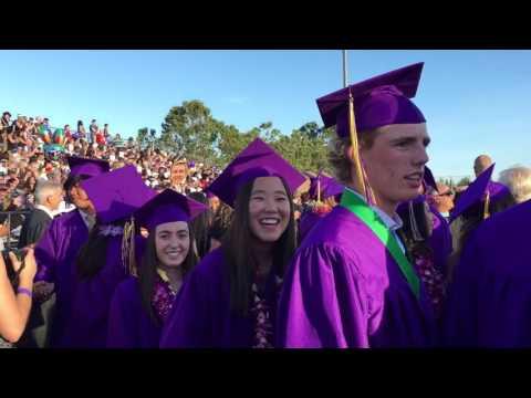 Amador Valley High School Class 2017 Commencement