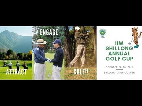 Golf Cup Season 11   Teaser    IIM Shillong