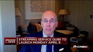 Streaming service Quibi will launch on April 6