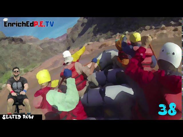 Digital A.P.E.: SEATED! S2E4 Adventure - Raft