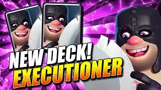 The ONLY Good Executioner Deck after Update!! New Deck OP!!