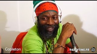 Download CAPLETON - Freestyle at Party Time radio show -  27 SEPT 2014 MP3 song and Music Video