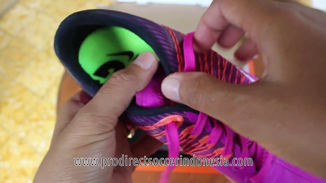 Sepatu Spikes Nike Zoom Celar 5 Fire Pink White Black 629226 601 Original