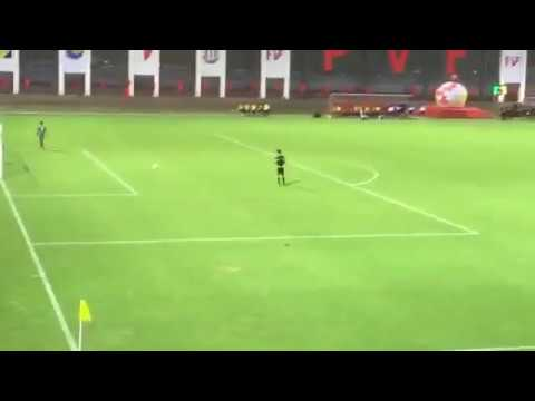 Màn Sút Luân Lưu Cân Não: U15 PVF 2-2 U15 Stoke City