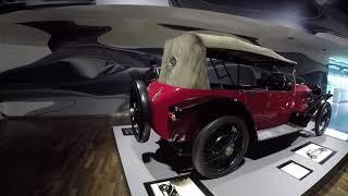 Lancia Lambda 1924 г.в. Первый автомобиль с V -образным двигателем и независимой...