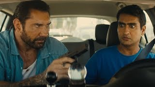 'Stuber' Official Red Band Trailer (2019) | Kumail Nanjiani, Dave Bautista, Karen Gillan