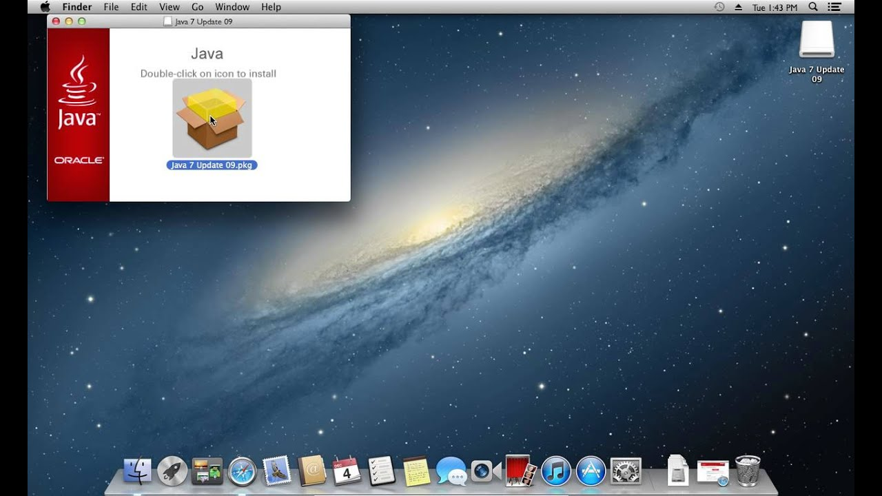 How to Install Java on Mac