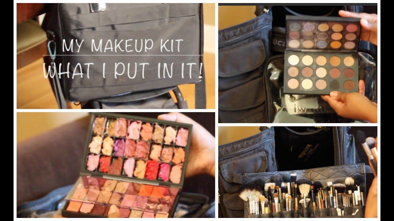 Préférence My PRO Makeup artist KIT- MAC| DarbieDayMUA - YouTube CX06