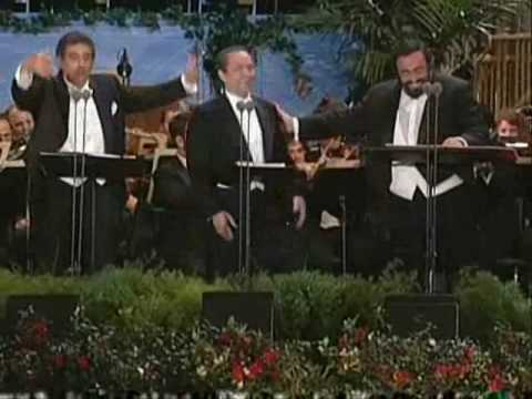 The Three Tenors - Libiamo Ne'lieti Calici