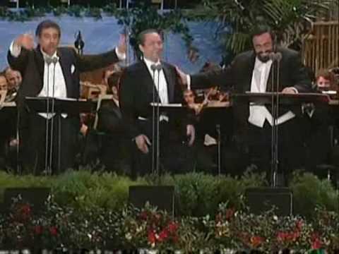 The Three Tenors - Libiamo Ne'lieti Calici