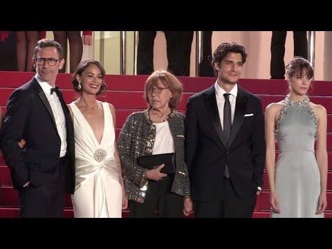 Louis Garrel, Berenice Bejo, director Michel Hazanavicius and more on the red carpet in Cannes