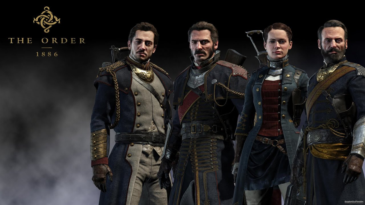 Cinematic: The Order 1886