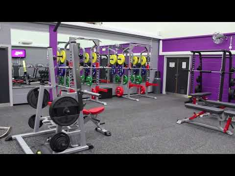 Newly Refurbished Gym At Duloch Leisure Centre, 17th August 2017