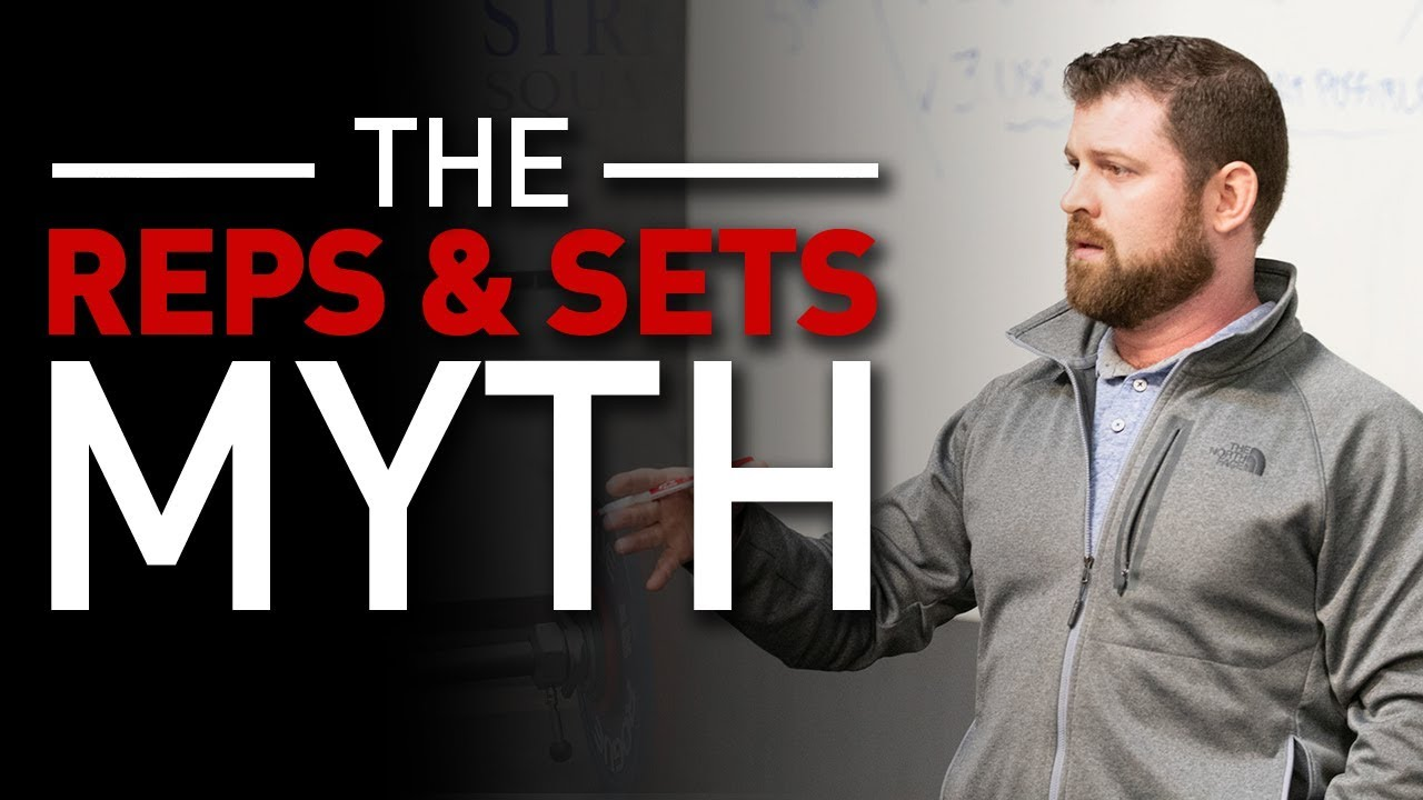Sets and Reps for Strength EXPLAINED