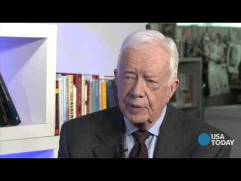 President Carter defends Snowden | Capital Download