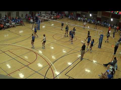 Hawkeye Community College vs John Wood Community College Volleyball