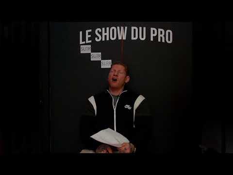 Le Show du Pro-Le ridicule dans le monde du sport et des suppléments par Coach Grondin