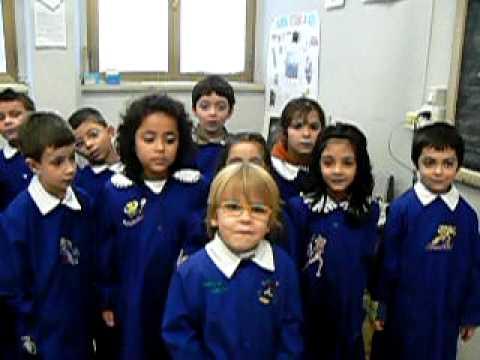 Primary School Lauria Italy - YouTube