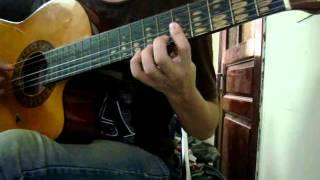 999 đóa hồng - Guitar solo