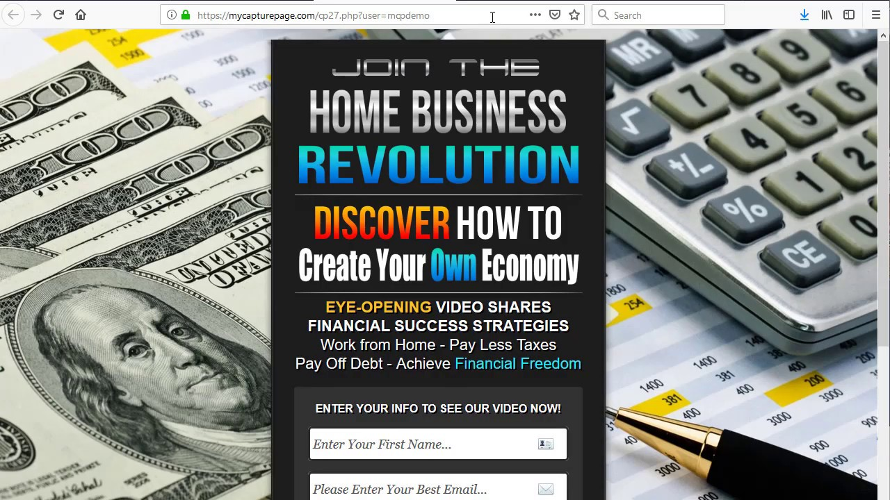 myEcon Sales Funnel Marketing System 2019