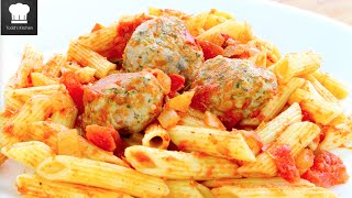 Italian Chicken Meatballs