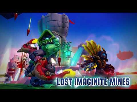 Lost Imaginite Mines Level Pack   Skylanders Imaginators   Skylanders