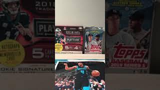 Devonte' Graham IP autographing recap and NBA All-Star 2019 Commemorative Program