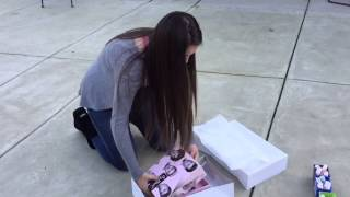 ONE DIRECTION TICKET SURPRISE