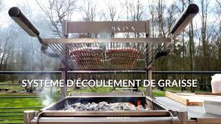 Barks BBQ : Le Barbecue Haut de Gamme made in France